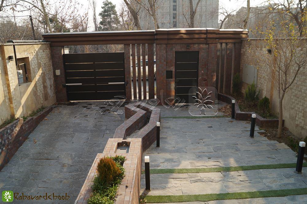 نمونه کار شده ترموود در خواجه عبد اله