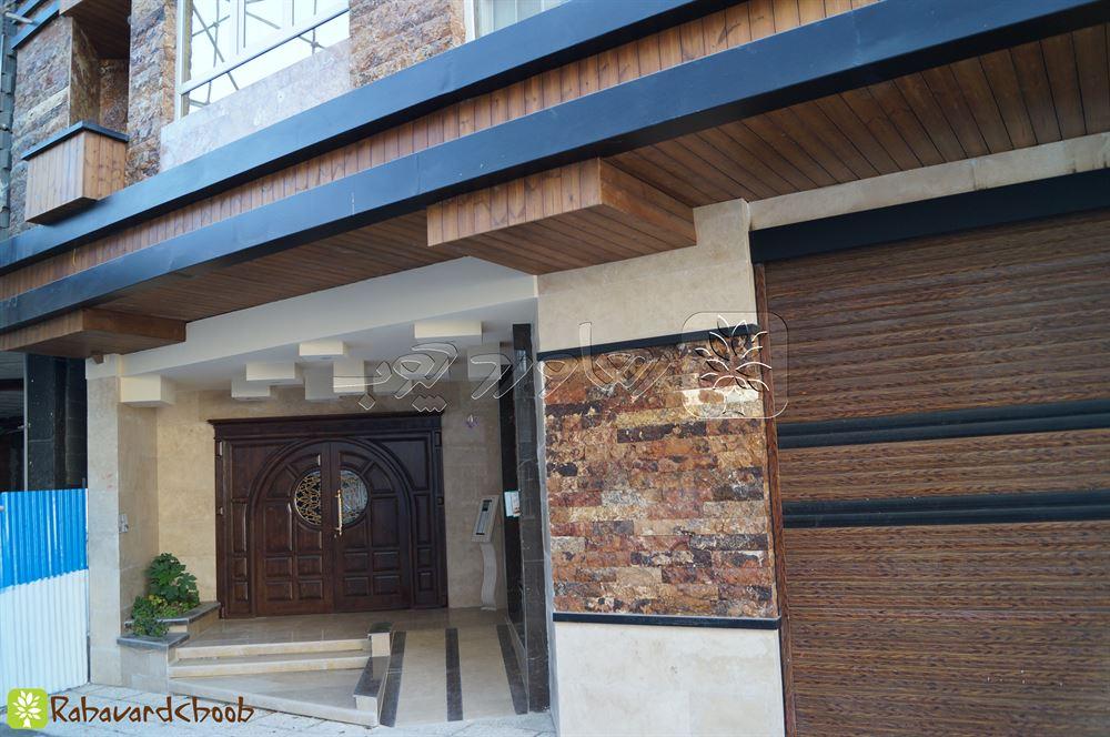 اجرا ترمووود در نمای خارجی ساختمان در ظفر
