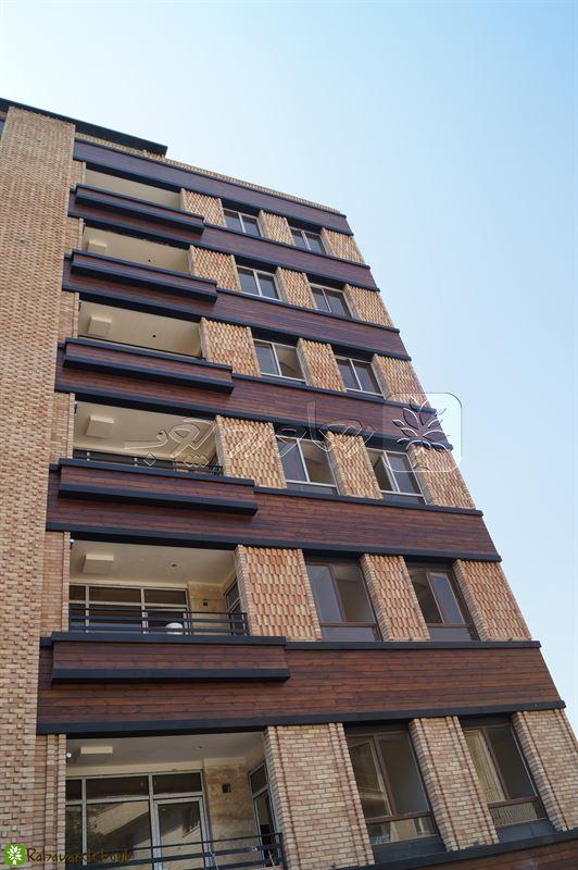 نصب ترموود در نمای ساختمان