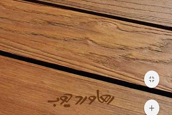 فرایند گرمادهی چوب ترمو