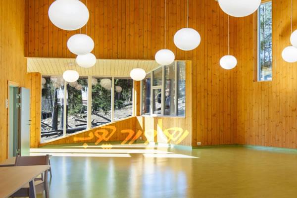 طراحی داخلی با ترمووود