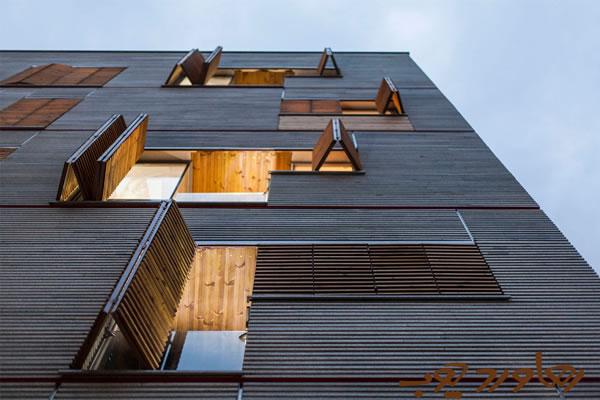 مناسب ترین متریال برای نمای ساختمان