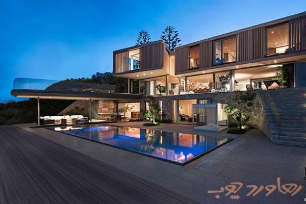 طراحی شیک ترین سردرهای ساختمان