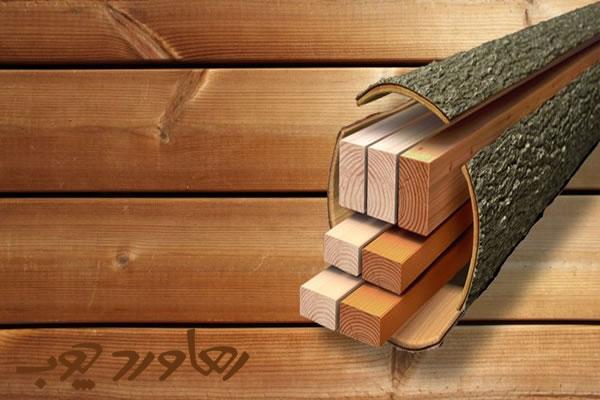 مقایسه روش تولید ترموود با سایر چوب ها